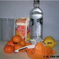 Fruitlikeur zelf maken van citroclemlikeur