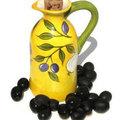 Soorten olijfolie en hun bereiding