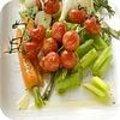 Lentebrunch met groenten barstensvol smaak en vitamines