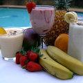 SMOOTHIES zelf maken met fruit is lekker en zeer gezond