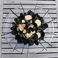 Creatief bloemschikken met tuinrozen