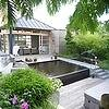Mooiste tuin van Vlaanderen < 250m² in de wedstrijd van de Vlaamse tuinaannemer