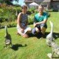 Tuinwandeling door Mooiste tuin van de Benelux 2012: Haec domus nostra est. Hic habitamus. Hoc caelum est.