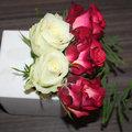 Snel bloemschikken