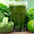 Chlorofyl groenten gezond