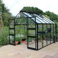 Welk glas kies je bij de aankoop van een tuinkas?