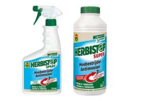 Compo  Herbistop Mosbestrijder