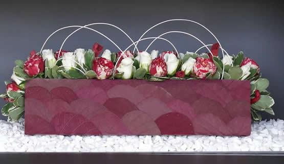 Bloemstuk voor Moederdag - zelf bloemstukken maken