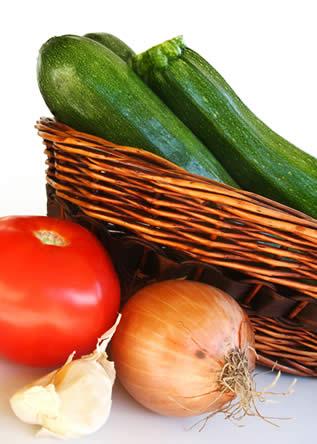 Gezonde voeding: groenten en fruit