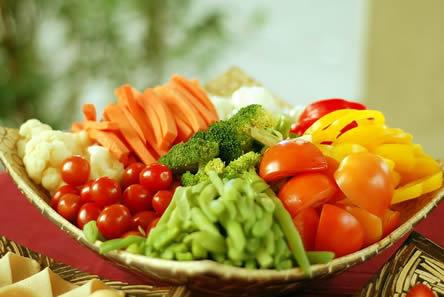 Verse groenten en fruit: dat is pas energie