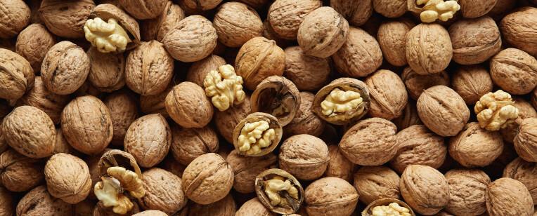 Heerlijke walnoten of okkernoten