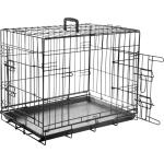 Bench voor honden - zwart small