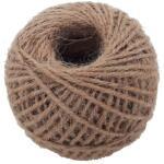 Jute touw naturel - 50 g