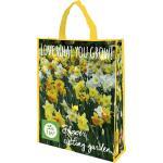 Shopping Bag Narcissen mix 'Love what you Grow' (25 stuks)
