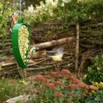 Vogelvoedselhanger blad - groen