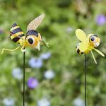 Vliegende bijen - tuinprikkers