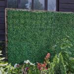Buxusscherm kunststof 60 x 40 cm