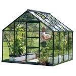 Kweekkas Neptunes All-in-ONE + tuinbouwglas groen 6700 (6,70 m²)