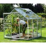 Kweekkas Venus 3800 tuinbouwglas - aluminium 3,8 m²