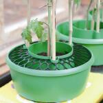 Afdekrasters voor plant- gietpotten (3 stuks)