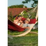Hangmat Alabama Kingsize outdoor - rood