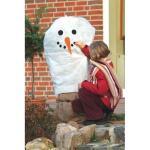 Vorst beschermhoes sneeuwman - 130 x 150 cm