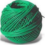 Bindbuis elastisch Ø 2 mm - 30 m groen