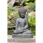 Boeddha bhumisparsha zittend - 60 cm