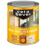 Cetabever Binnenbeits Deur, Kozijn & Meubel transparant glans, blank - 750 ml