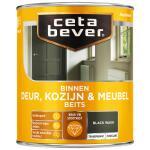 Cetabever Binnenbeits Deur, Kozijn & Meubel transparant zijdeglans, black wash - 750 ml