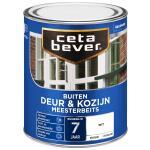 Cetabever Meesterbeits Deur & Kozijn dekkend, wit - 750 ml