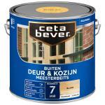 Cetabever Meesterbeits Deur & Kozijn transparant zijdeglans, blank - 2,5 l