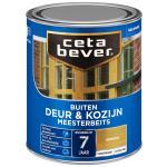 Cetabever Meesterbeits Deur & Kozijn transparant zijdeglans, grenen - 750 ml