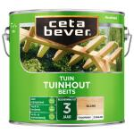 Cetabever Tuinbeits Tuinhout transparant, blank - 2,5 l