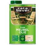 Cetabever Tuinmeubelolie waterproof, blank - 1 l