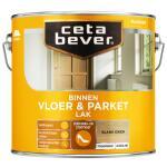Cetabever Vloer- & Parketlak transparant, blank eiken - 2,5 l