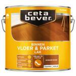Cetabever Vloer- & Parketlak transparant, donker eiken - 2,5 l