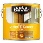 Cetabever Vloer- & Parketlak transparant, licht eiken - 2,5 l