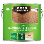 Cetabever Vlonder- & Terrasbeits anti-slip, blank - 2,5 l
