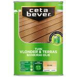 Cetabever Vlonder- & Terrasolie Bankirai UV Proof, blank - 4 l