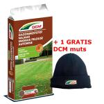 DCM Gazonmest najaar - 400 m² - 20 kg + tijdelijk GRATIS muts