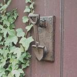 Spade deurklopper