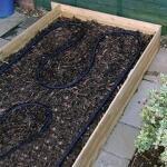 Druppeldarm voor groeibedden (4 m)