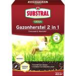 Substral Gazonherstel graszaad + mest 2-IN-1 40 m²