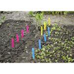 Plantenlabels gekleurd  (72 stuks)