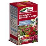 Geranium, bloeiende plant DCM meststof BIO - 1,5 kg