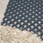 Grindtegel grijs - 58,5 x 39 cm