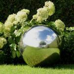 Heksenbol - spiegelbol XL - 70 cm