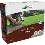 DCM Graszaad voor herstel & doorzaai RIPARO PLUS + organische mest - 15 m²