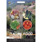 Italian Food mix - 4 zaadzakjes